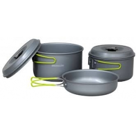 STARBAITS DELUXE COOK SET