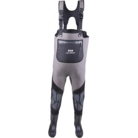 WADER NEOPRENE STEELPOWER DAM