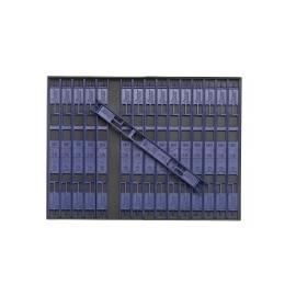 BOITE + PLIOIRS 19CM-L (32 PCS)