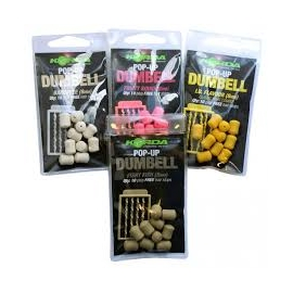 POP UP DUMBELL 12 MM KORDA