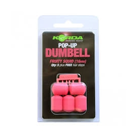 POP UP DUMBELL 16 MM KORDA