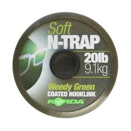 N-TRAP SOFT WEEDY GREEN KORDA