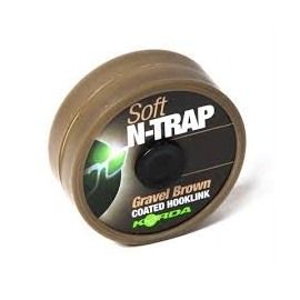 N-TRAP SOFT GRAVEL BROWN KORDA